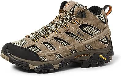 Merrell Moab 2 Leather Mid GTX, Chaussures de Randonnée Hautes Homme