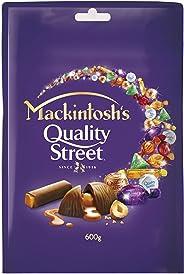 Nestle MACKINTOSH'S Quality Street Chocolate Pouch 600g