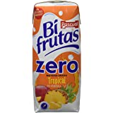 Caja De 6 Packs De Bifrutas Tropical Zero M.G 330 Ml
