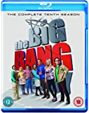The Big Bang Theory - Season 10 [Blu-ray] [2017]