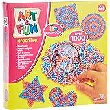 Simba Art and Fun 1000 Ironing Beads, Multi-Colour,106374289