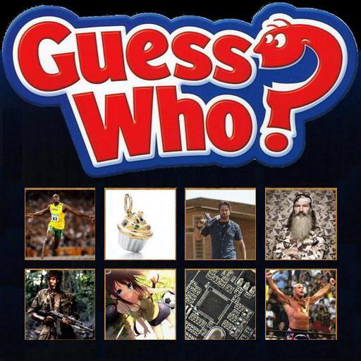 Guess Who Puzzle Game