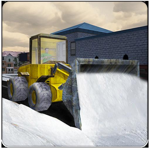 Schneeräummaschine OP 3D
