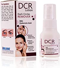 DCR Dark Circle Remover Lotion, 30ml