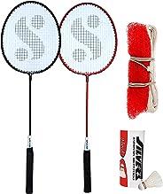Silver's SIL-SM-Combo-6 Aluminum Badminton Set