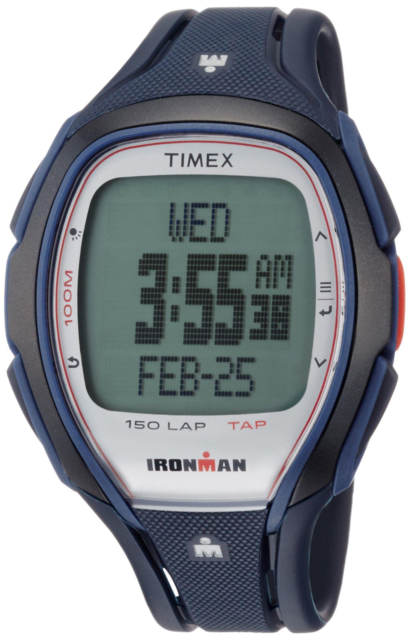 Timex Ironman Sleek 150 TW5K96500SU Ladies Watch / Mens Watch Chronograph