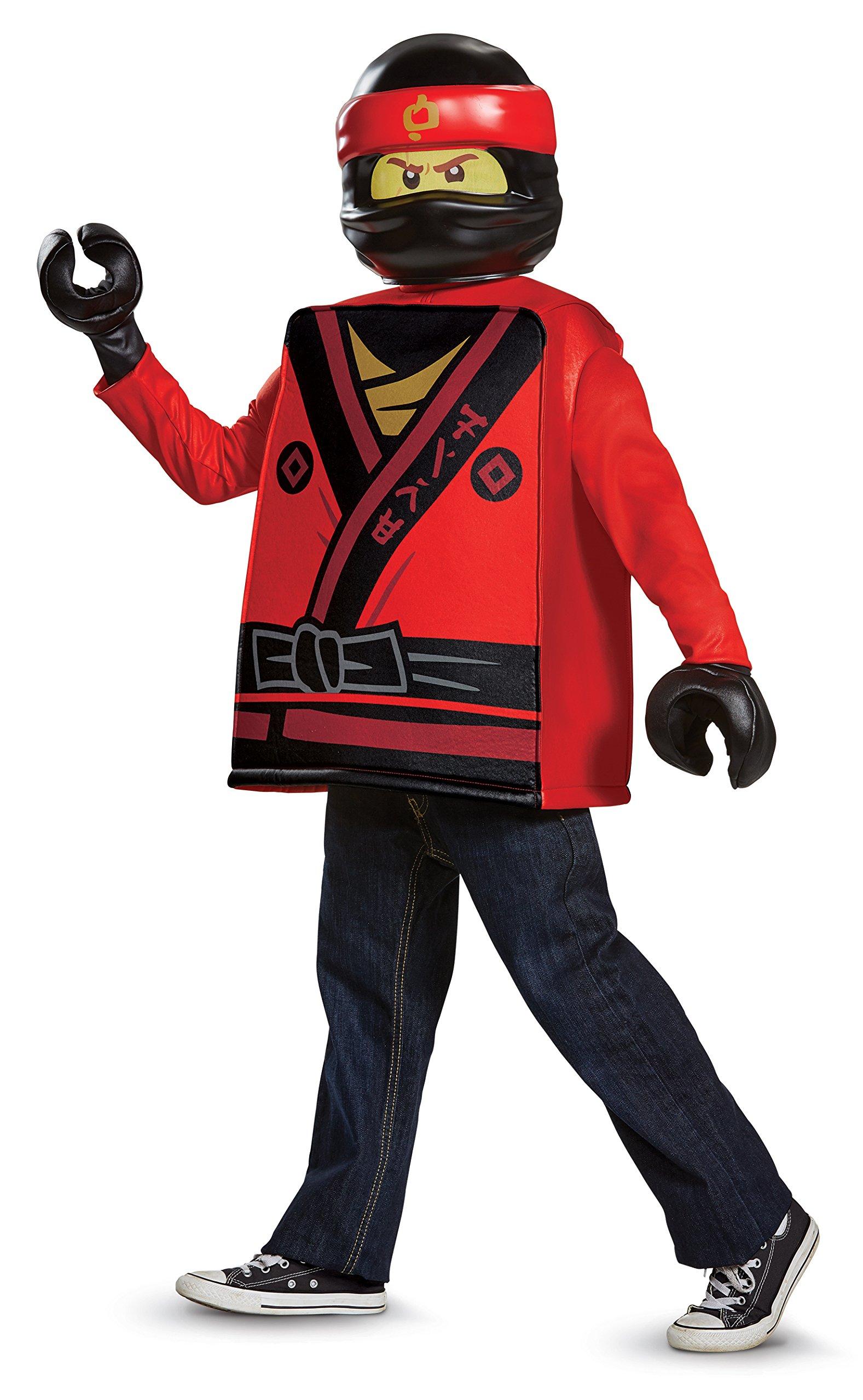 Lego Ninjago Kai 23480K Movie Classic costume, 7 - 8anni 3 spesavip