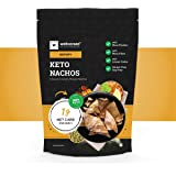 Ketofy - Keto Nachos (250g) | Lightly Spicy Tex Mex Nachos | 100% Sugar Free | Gluten Free