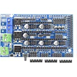 REES52 Ramps 1.6 Expansion Control Panel with Heatsink Upgraded Ramps 1.4/1.5 for 3D Printer Board iduino Mega Shield for 3D