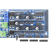 REES52 Ramps 1.6 Expansion Control Panel with Heatsink Upgraded Ramps 1.4/1.5 for 3D Printer Board iduino Mega Shield…