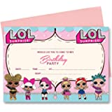 Kids' Party Invitations & Birthday Cards