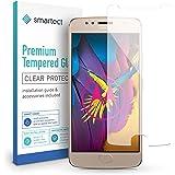 smartect Panzerglas für Motorola Moto G5s [2 Stück] - Displayschutz mit 9H Härte - Blasenfreie Schutzfolie - Anti Fingerprint Panzerglasfolie
