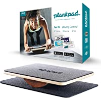 "plankpad - Full-body fitness trainer with training app for iOS and Android - Innovative balance board from ""Shark Tank…"