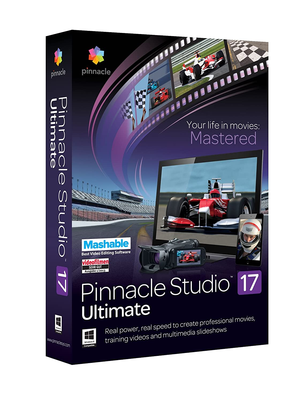 Pinnacle studio version 8