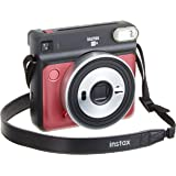 Fujifilm INSTAX SQ6 RUBY RED Appareil photo instantané Rouge/Bleu
