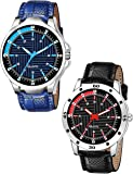 LEVERET Gents Exclusive 2 Designer Combo Analog Watch - for Boys