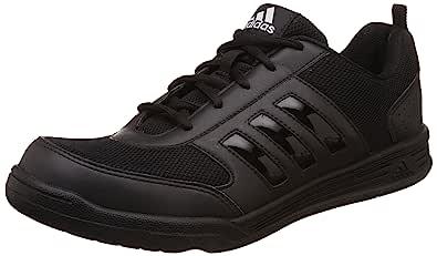 Adidas Boy's FLO K Black Training Shoes-9 UK (26 EU) (9.5 Kids US ...