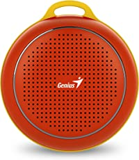 Genius SP-906BT Bluetooth Speakers with Mic (Red)