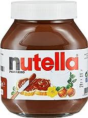 Nutella Hazelnut Spread with Cocoa, 750g