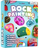 Rock Painting Kit for Kids - Arts and Crafts for Girls & Boys Ages 6-12 - Craft Kits Art Set - Supplies for Painting…