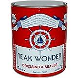 Afdichting van Teak Wonder
