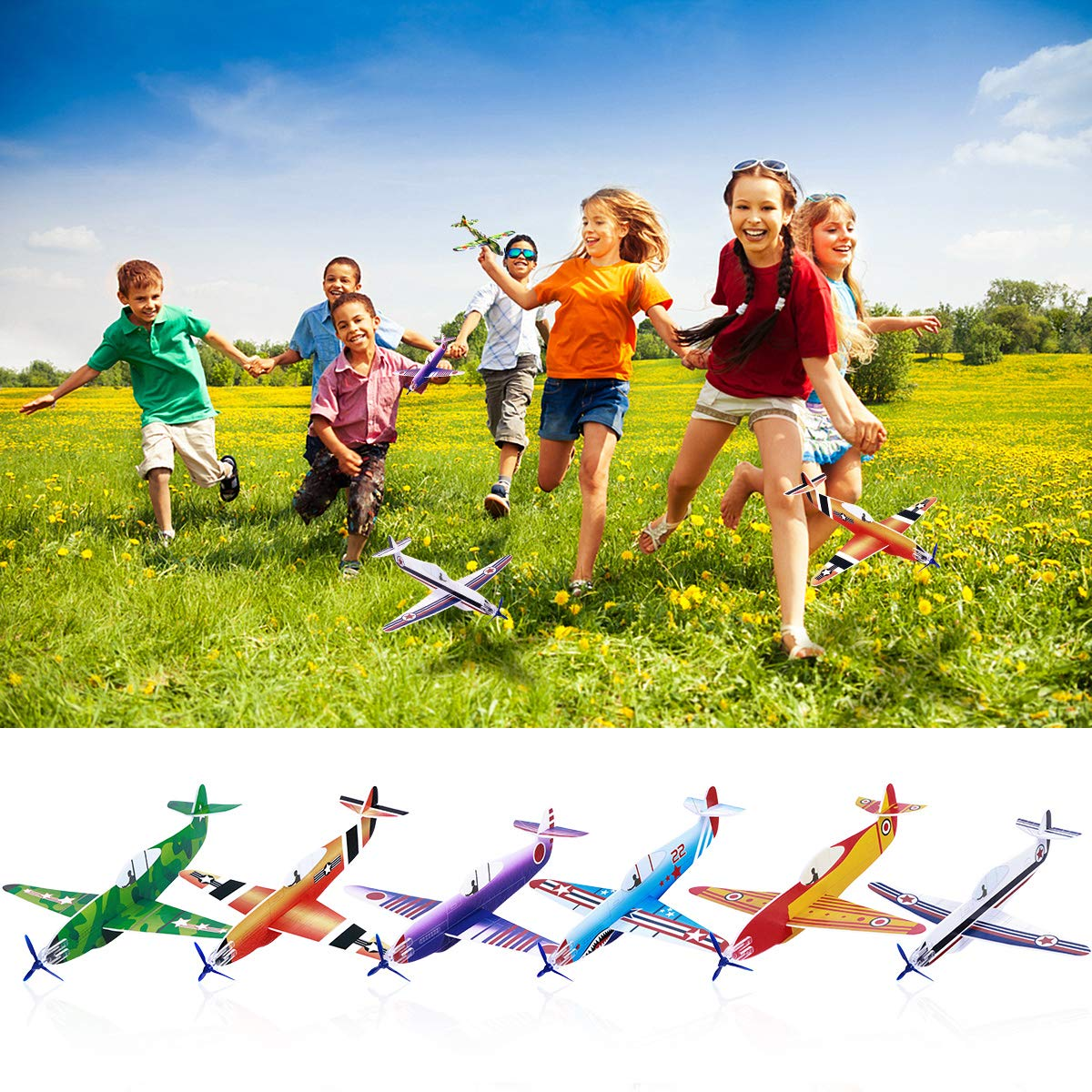 DINOSAUR GLIDER FLYING BOYS TOY FAVORS PRIZES LOOT BIRTHDAY PARTY BAG FILLERS