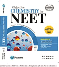 Objective Chemistry for NEET by Pearson - Vol. 2