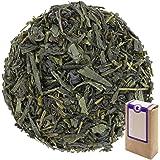 """Núm. 1291: Té verde orgánico """"Earl Grey verde"""" - hojas sueltas ecológico - 100 g - GAIWAN® GERMANY - sencha verde, polvora de"""