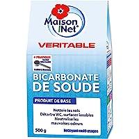 Maison Net Bicarbonate de Soude 500 g