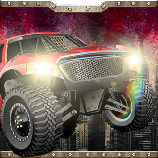 Monster Truck Racing Climbing - Spiele Monster Jam