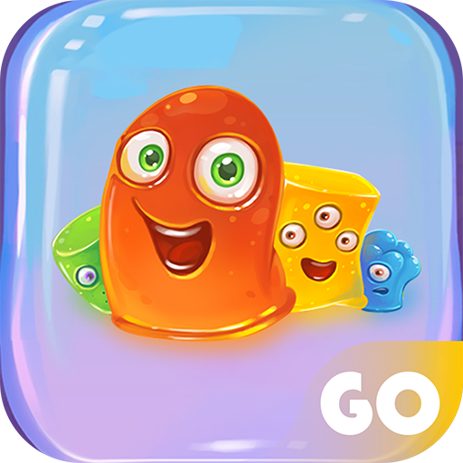Jelly Rush Match 3 Game -