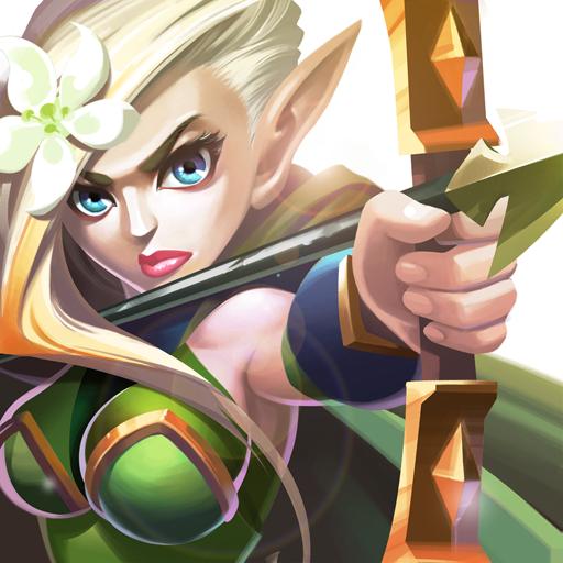 Google Magic (Magic Rush: Heroes)