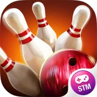 Super Bowling 3D - Spinning Bowl Pro