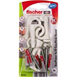 fischer 1 Easy Hook, wit