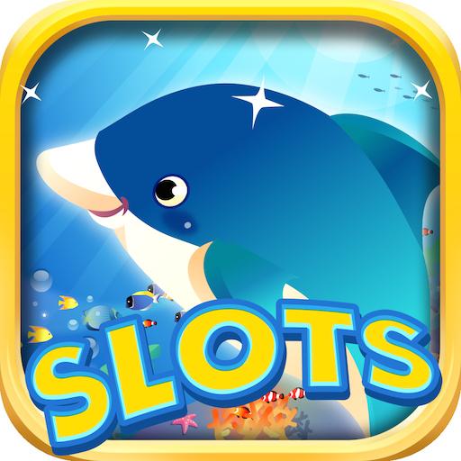 Slot Fortunato Las Vegas Big vacanze - Casino Free Video Slot Machine Games con Gold Fish Farm, Beach Battle & Lil Mermaid Joy