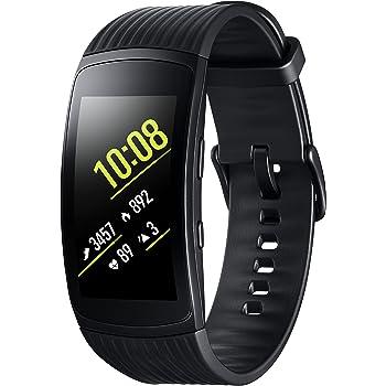 "Samsung SM-R365 Reloj Inteligente Negro SAMOLED 3,81 cm (1.5"") GPS (satélite) - Relojes Inteligentes (3,81 cm (1.5""), SAMOLED, Pantalla táctil, GPS (satélite), 34 g, Negro)"