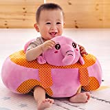 DearJoy Cotton Baby Sofa (Pink)