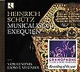 Heinrich Schütz : Musicalische Exequien