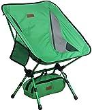 Trekology YIZI GO Chaise de Camping Portable avec Hauteur réglable