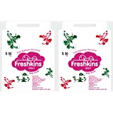 Freshkins Baby Night Diaper Pant Small - (Pack of 2, 100 Unit)