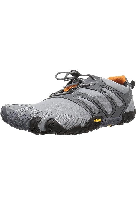 Vibram Fivefingers V-Run, Zapatillas de Entrenamiento para Hombre, Turquesa (North Sea/Navy North Sea/Navy), 41 EU: Amazon.es: Zapatos y complementos