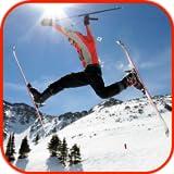 Skiing and Snowboard Wallpaper