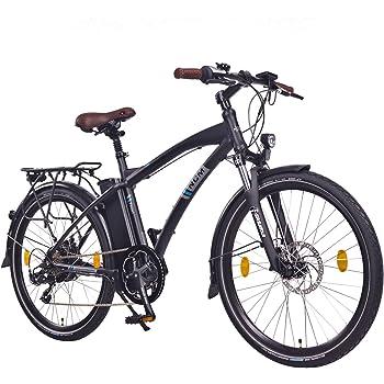 NCM Essen Bicicleta eléctrica Urbana, 250W, Batería 36V 13Ah 468Wh