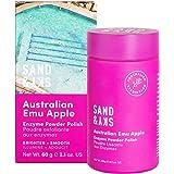 Sand & Sky - Polvere esfoliante agli enzimi della mela degli emù Australiana - peeling per il viso e detergente viso con enzi