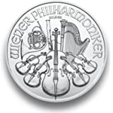 Silbermünze Wiener Philharmoniker - 2018 - 1 Unze - einzeln in Münzkapsel verpackt