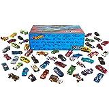Hot Wheels V6697 - Presentförpackning med 50 bilar