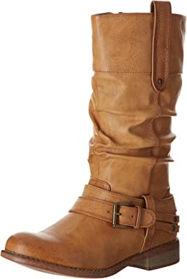 Rieker Z6724 Damen Kurzschaft Stiefel: : Schuhe