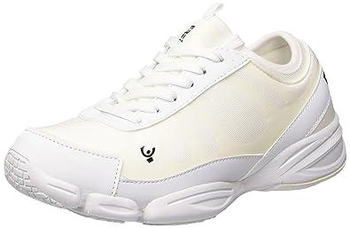 FREDDY Gym Fit, Baskets Hautes Femme, Blanc (Bianco), 39 EU