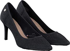 Tommy Hilfiger Heel Shoes For Women - Black 36 EU