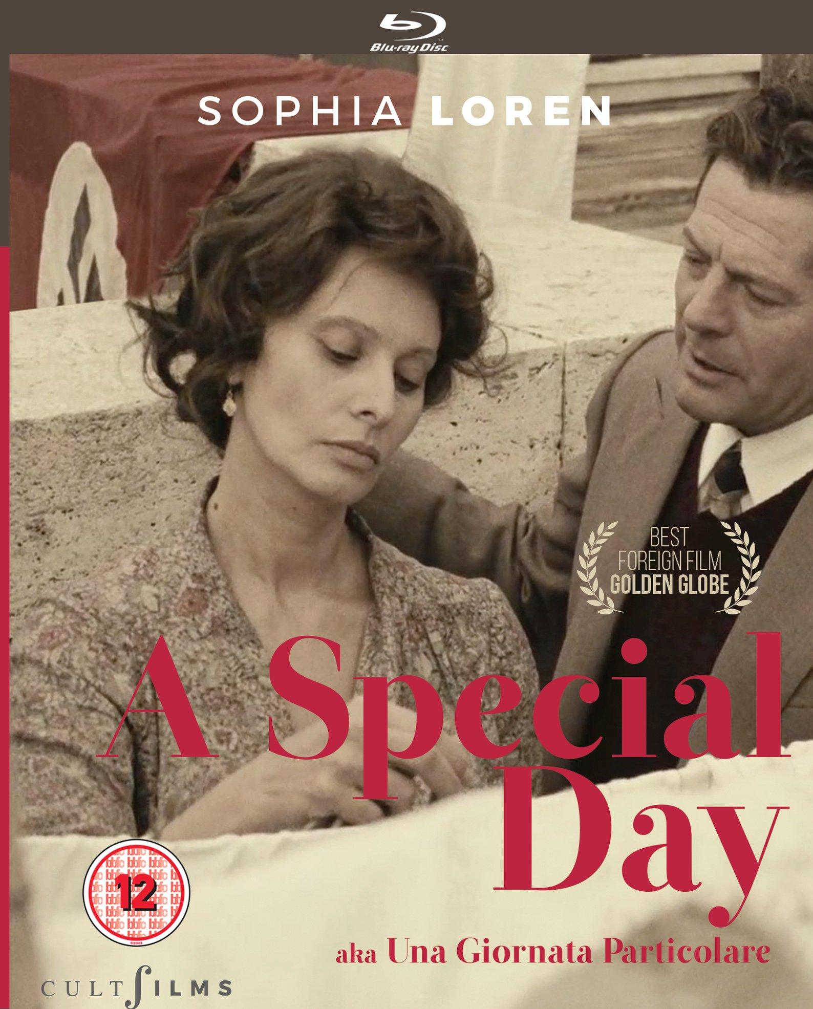 A Special Day Aka Una Giornata Particolare [Edizione: Regno Unito]
